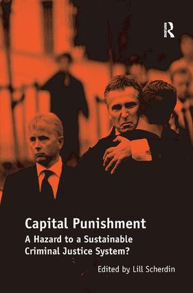 Capital Punishment - book cover