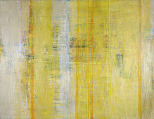 Arne Malmedal, Gult bilde, oil on canvas, 1968 © A. Malmedal / BONO 2010