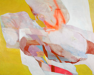 Inger Sitter, Hud, oil on canvas, 1967 © I. Sitter / BONO 2010