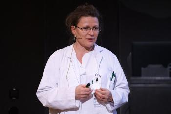 The convergence environment Personalised cancer therapies (PERCATHE) – the clinical perspectives Åslaug Helland, Professor II, Institute of Clinical Medicine, Faculty of Medicine, UiO Watch her presentation Photo: UiO:Life Science, Terje Heiestad