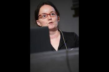 The convergence environment Epigenetics and bioethics of human embryonic development –  the ethical perspectives Associate Professor, Anna Smajor, Department of Philosophy, Classics, History of Art and Ideas, Faculty of Humanities, UiO Watch her presentation Photo: UiO:Life Science, Terje Heiestad