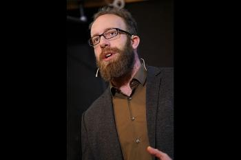Dr. Peter Loskill: Fraunhofer Institute for Interfacial Engineering and Biotechnology IGB, Germany Stem cell based microphysiological Organ-on-a-Chip systems as in vitro models of human tissue Watch his presentation Photo: UiO:Life Science, Terje Heiestad