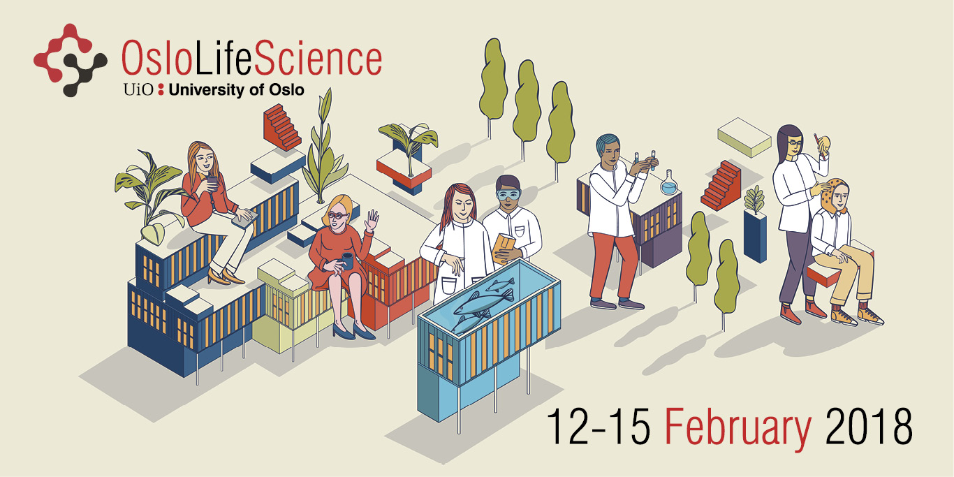 Oslo Life Science Conference 2018