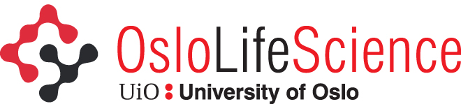 Oslo Life Science logo and design