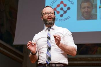 The convergence environment Organ on a chip and nano-devices (CHIP)  Associate Professor Steven Ray Wilson, Department of Chemistry, Faculty of Mathematics and Natural Sciences, UiO Watch his presentation Photo: UiO:Life Science, Terje Heiestad