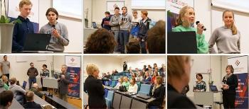 UiO:Life Science, the Norwegian Biotechnology Advisory Board and Creaza launched a new digital universe for secondary schools. The project has received funding from the Research Council of Norway. The launch took place at Ris skole. Read about the launch in Uniforum (in Norwegian).