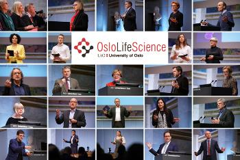 Collage speakers Oslo Life Science 2017