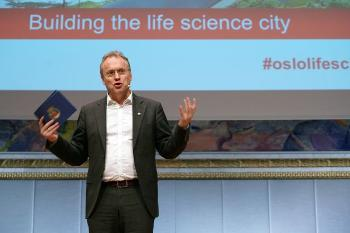 Governing Mayor, the City of Oslo, Raymond Johansen. Watch his presentation. No PDF of presentation available.