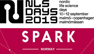 Logo NLSDays and SPARK Norway