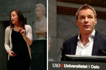 Professors at the Department of Psychology, University of Oslo, Kristine Walhovd and Anders Fjell. No video or presentation available for this talk.
