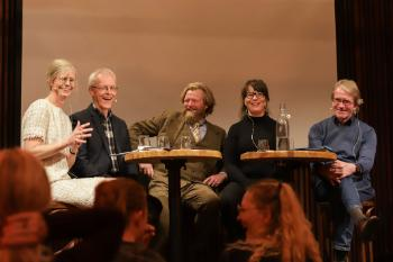 Panel på forskningsdagene