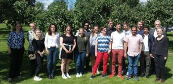Picture of participants at NorRen 2019