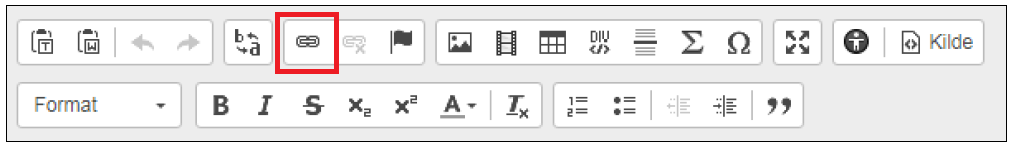 Screendump toolbar