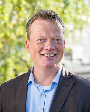 bildet viser Visedekan Eivind Engebretsen