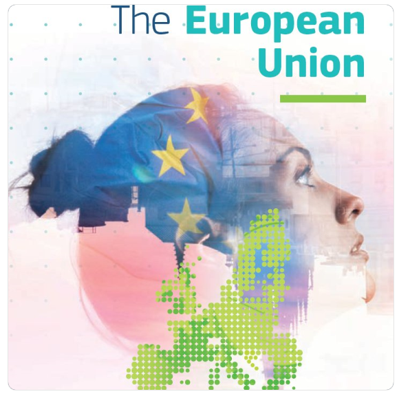 Cover of Horizon 2020 guide.