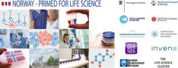 Norwegian banner Nordic Life Science Days
