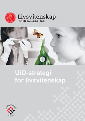 Forside strategi livsvitenskap