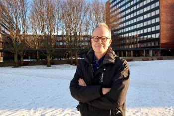 UiO:Nordens direktør Tore Rem