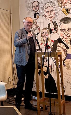 Professor Trygve Wyller. Foto