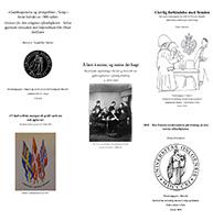 Masteroppgaver skrevet i tilknytning til Offentlighetsprosjektet