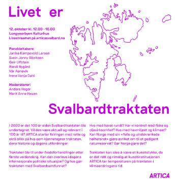 Bildet kan inneholde: tekst, rosa, font, magenta, purple.