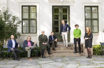 Bildet kan inneholde: sosial gruppe, fotografi, mennesker, eiendom, team.