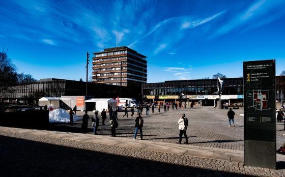 Bildet kan inneholde: sky, himmel, bygning, urbant design, veidekke.
