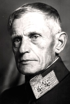 General Otto Ruge.