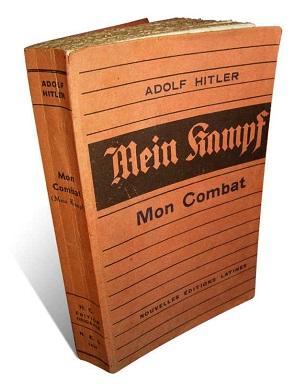Bokomslag: Mein Kampf