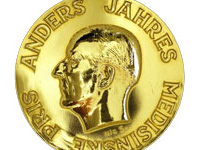An image of the Anders Jahre's Award, which honors research of outstanding quality in basic and clinical medicine.