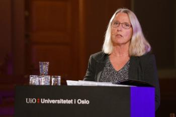Scholars at Risk Norway: Karen-Lise Knudsen