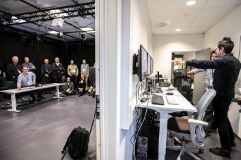 The fourMs Lab has moved into new facilities at RITMO, with a dedicated control room, custom-built ventilation and state-of-the-art equipment.
