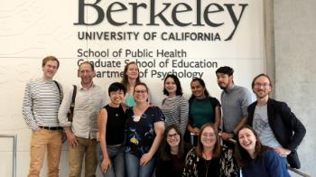 After a workshop with Professor Dor Abrahamson and the members of the Embodied Design Research Laboratory at UC Berkeley.