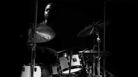 image of a drummer