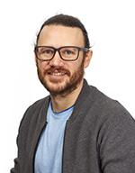 Image may contain: Glasses, Glasses, Chin, Forehead, Facial hair.