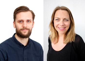 Bjørnar Sandvik & Ragnhild Brøvig-Hanssen