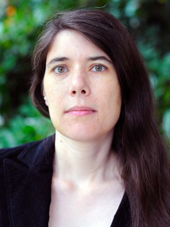 Image may contain: face, hair, lip, eyebrow, green.
