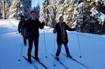 Snow ,Skiing ,Cross-country skiing ,Ski ,Winter.