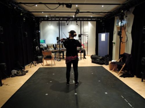 RITMO International Motion Capture Workshop - RITMO Centre for
