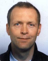 Portrett av Jørn Isaksen