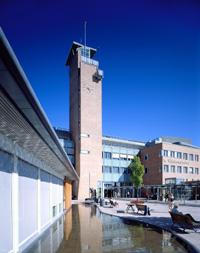 Rikshospitalet exterior