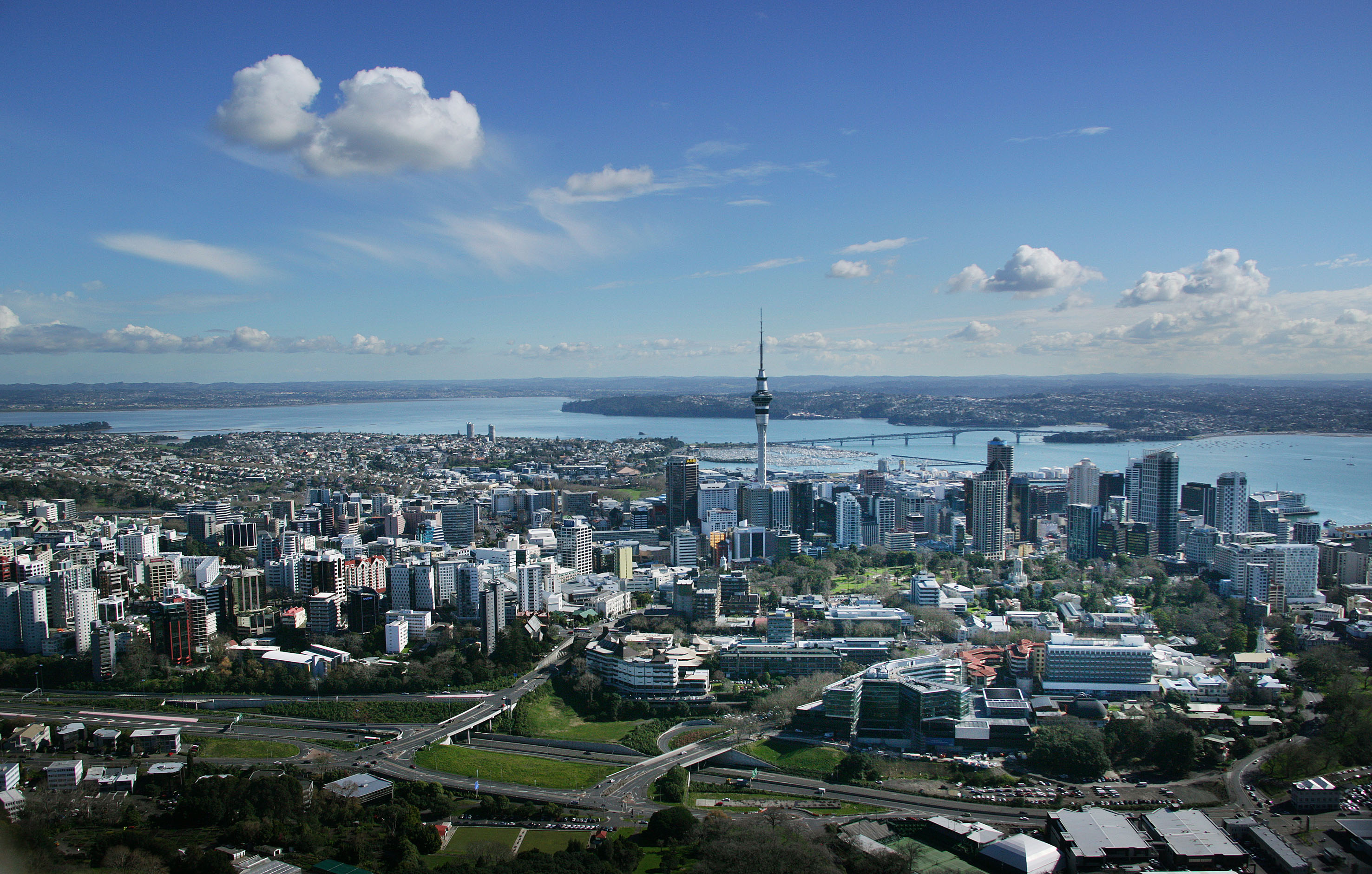 Auckland by