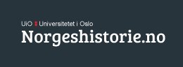 Norgeshistorie banner